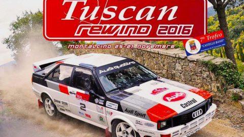 7° Tuscan Rewind 2016