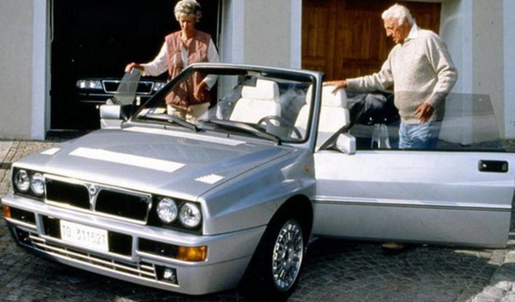 Lancia Delta Hf Evoluzione Agnelli